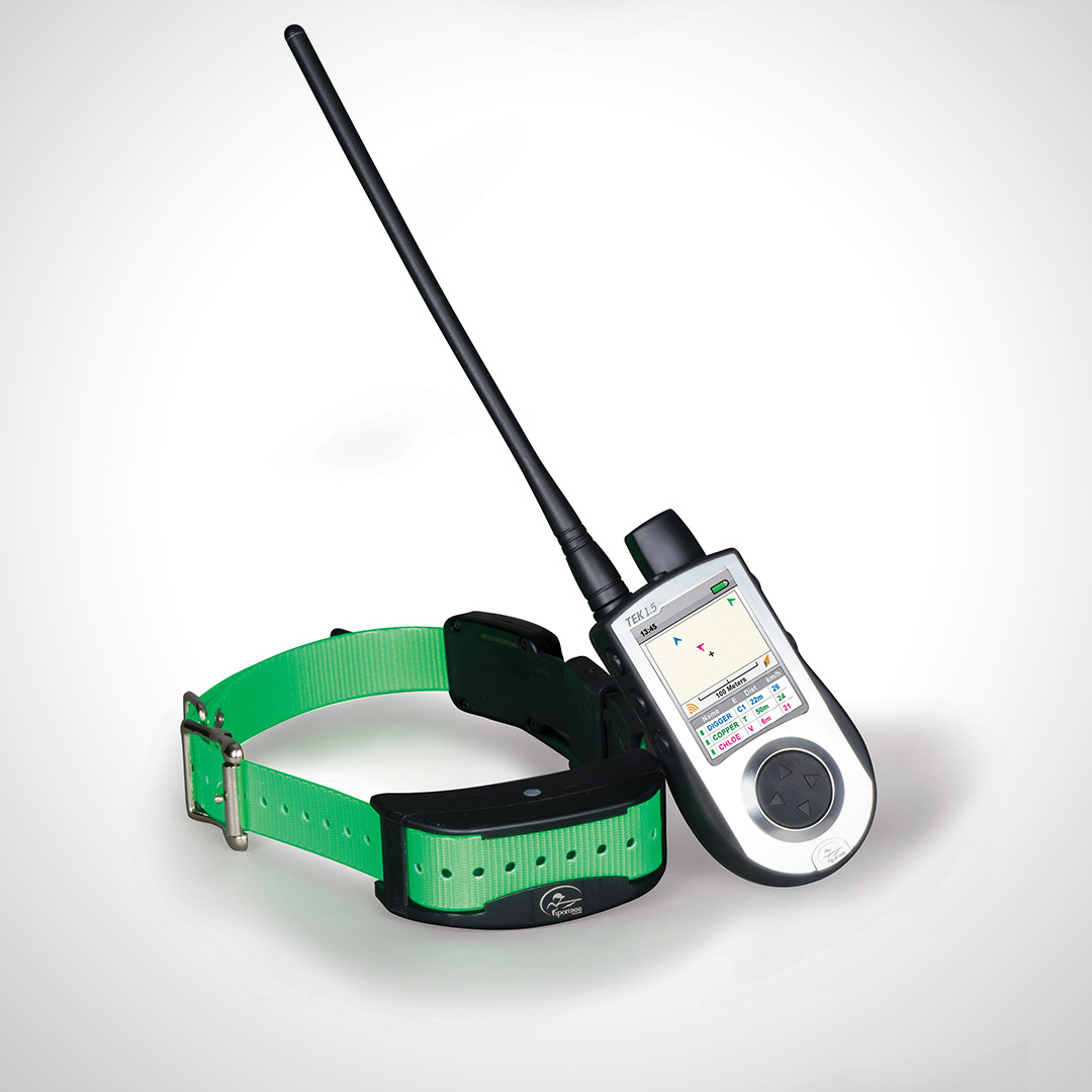 TEK SERIES 1.5 GPS TRACKING + E-COLLAR